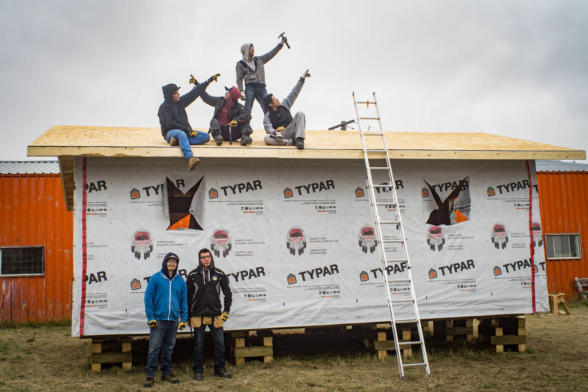 Tiny Homes – A LiUNA Project